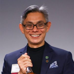 Joseph Tan-Whisky Ambassador